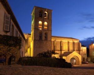 l'Abbaye de Caunes-Minervois et son église