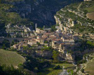 Minerve, cité cathare et cité médiévale au Sud de France