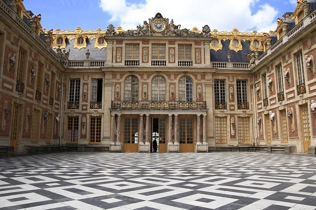 Château de Versailles à Paris